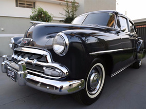 Chevrolet/gm Sedan Deluxe 1952 Impecável