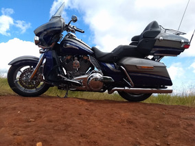 Harley Davidson Cvo Electra Glide Ultra Cvo Screamin Eagle