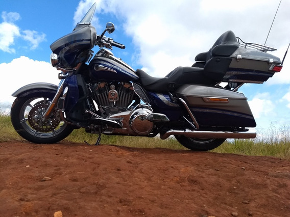 Harley Davidson Cvo Electra Glide Ultra Cvo Screamin Eagle