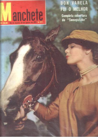 Manchete 1957.adda Pereira.jk.mato Grosso.sophia Loren.moda