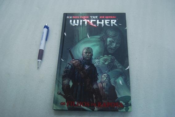 The Witcher Os Filhos Da Raposa
