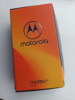 Motorola Moto E5 Plus Libre Funciona Perfecto Vidrio Roto