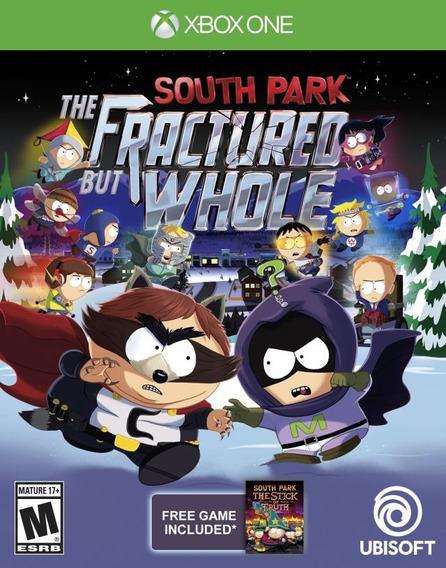 South Park A Fenda Que Abunda A Força Xbox One Usado