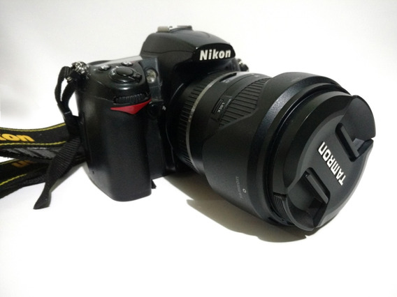 Nikon D7000, Objetivos, Mochila Y Accesorios