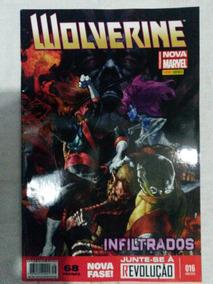 Wolverine # 16 ( Totalmente Nova Marvel ) - Panini