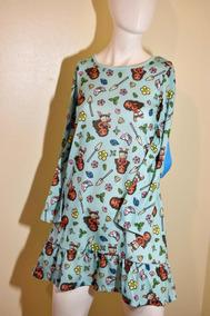 Vestido Moana Disney Original Envío Gratis