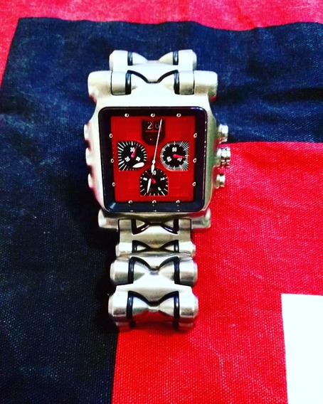 Relógio Oakley Titanium Original Com 5 Mês De Uso.