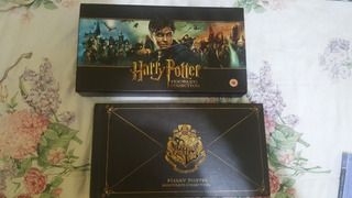 Harry Potter Hogwarts Collection 31 Blu Ray + Dvd