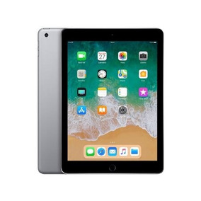 iPad 32gb Wifi Tela 9.7 Cinza-espacial (2018) Mr7fll