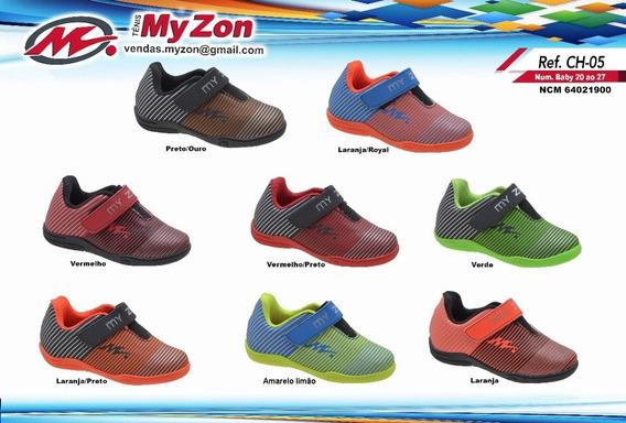 Tênis Infantil Myzon Ch-05 Super Confortável
