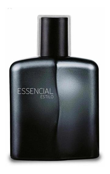 Perfume Essencial Estilo Natura 100 Ml Masculino
