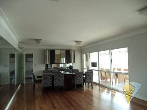 Imagem 1 de 30 de Apartamento Com 4 Dormitórios, 266 M² - Venda Por R$ 2.050.000,00 Ou Aluguel Por R$ 9.800,00/mês - Jardim Marajoara - São Paulo/sp - Ap13182