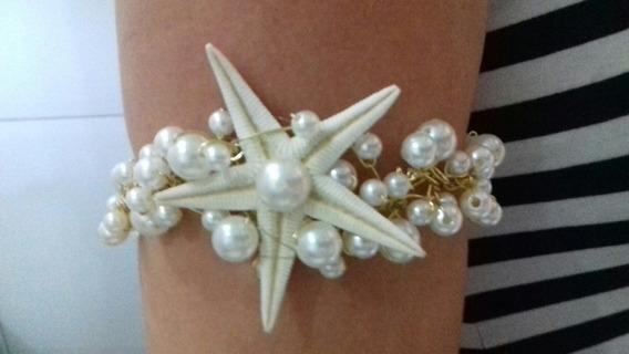 Bracelete Estrela Do Mar