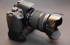 Canon T4i + Acessórios
