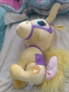 Peluche Caballo Mascota Rapunzel Princesas Grande