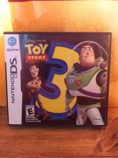 Toy Story 3 - 3ds