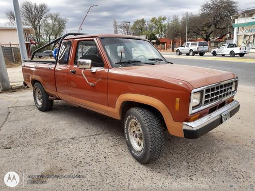 Ford Pick Up Ranger Xlt Americana