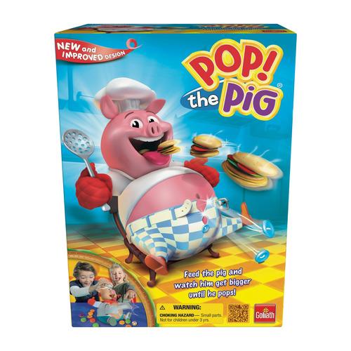 Juego De Mesa Pop The Pig Goliath Games