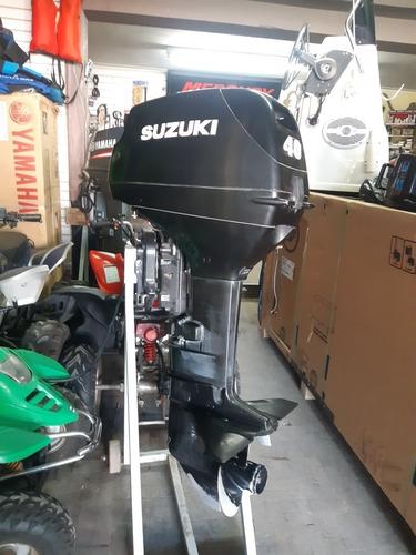 Suzuki 40 Hp 2015 Arranque Y Comando