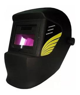 Mascara Soldador Fotosensible Marca Work