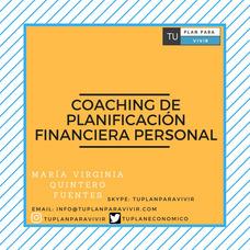 Coaching De Planificación Financiera Personal