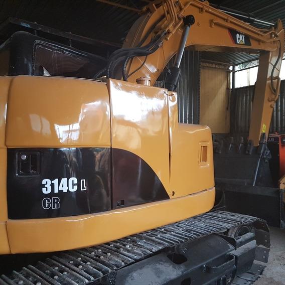 Escavadeira Caterpillar 314c 2007