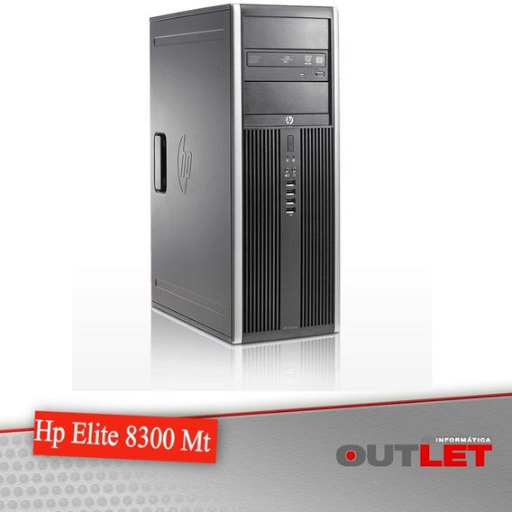 Hp Elite 8300 Mt Core I5 3570 3.40 Ghz 4gb 500gb
