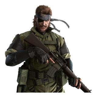 Metal Gear Solid 1 Consola Ps3 Totalmente Hablado En Español