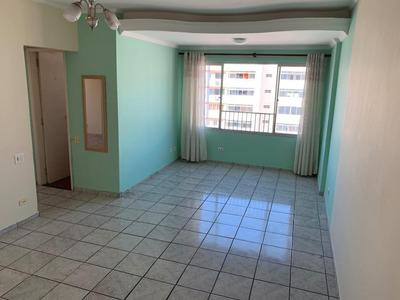 Apartamento Em Marapé, Santos/sp De 118m² 2 Quartos À Venda Por R$ 380.000,00 - Ap221939