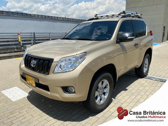 Toyota Prado Tx Sumo 4x4 Automatica Gasolina