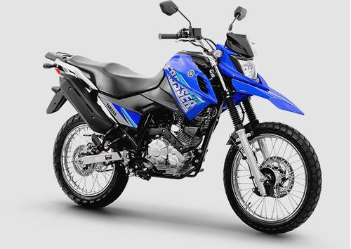 Crosser Z 150 Abs 0 Km Azul Yamaha