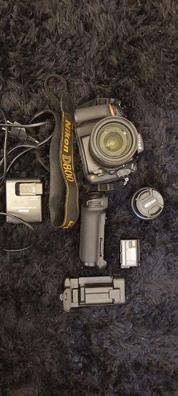 Nikon D800 Fullframe + 2 Lentes Originais