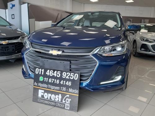 Chevrolet Onix 1.0 Premier Mt 0km#7