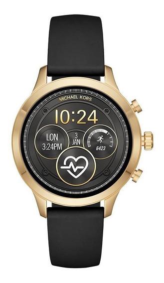 Smartwatch Michael Kors Feminino Runway Dourado-mkt5053/8di