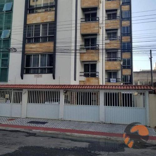 Apartamento Com 1 Quarto À Venda, 55 M² - Praia Do Morro - Guarapari/es - Ap3935