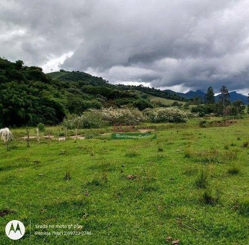 Chácara Com 2 Dormitórios À Venda, 13000 M² Por R$ 450.000,00 - Paiol Grande - São Bento Do Sapucaí/sp - Ch0718