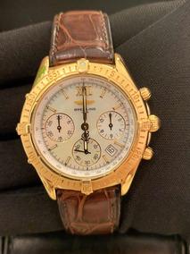 Breitling De Ouro Jetstream Chronomat Windrider , Raridade!!