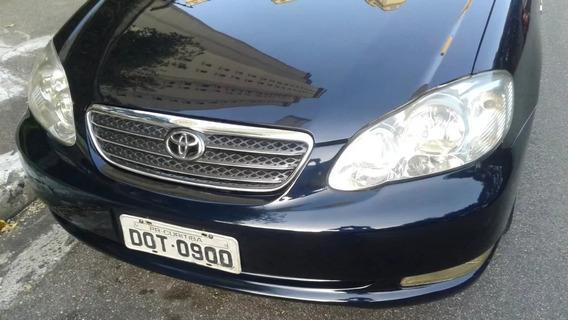 Toyota Corolla 1.6 16v Xili Aut. 4 Portas