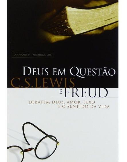 Livro Armand M.nicholi Jr. - Deus Em Questão