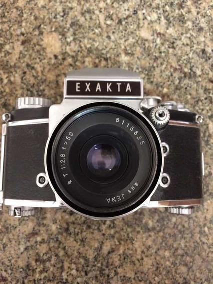 Máquina Fotográfica Exakta Varex