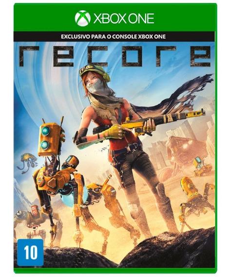 Recore - Mídia Física - Xbox One - Usado