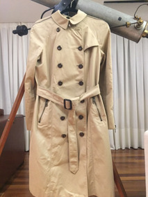 Trench Coat Original Burberry Caramelo