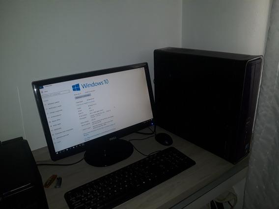 Computador Dell, I 607 + Impressora Hp Photosmart