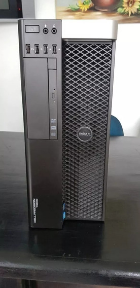 Workstation Dell Precision T3600 Xeon E5 16gb Quadro600