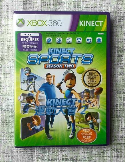 Jogo Kinect Sports: Season Two - Xbox 360 (pt-br)