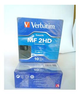 Diskettes 3.5 Verbatim