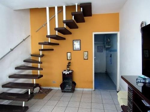 Imagem 1 de 4 de Prox Rua Dom Vilares - Sobrado - 2586
