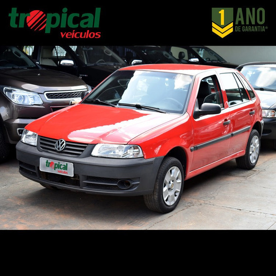 Volkswagen Gol City Giii 1.0