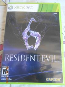 Resident Evil 6 ( Game Xbox 360 ) - Legendado Pt - Br