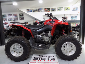 Can Am Renegade500 Rojo 2009